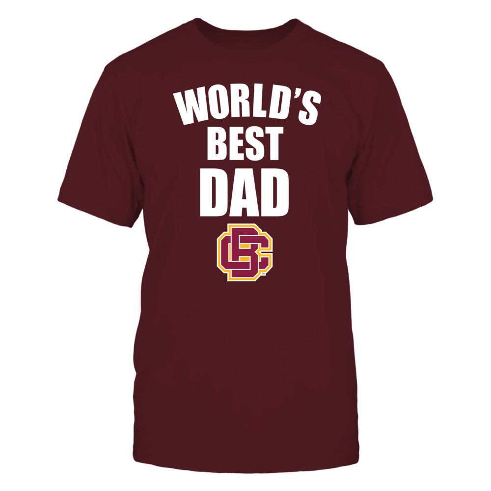 Bethune-Cookman Wildcats - World's Best Dad - Bold Front picture