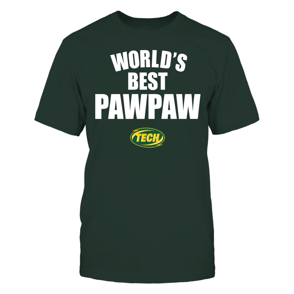 Arkansas Tech Golden Suns - World's Best Pawpaw - Bold Front picture