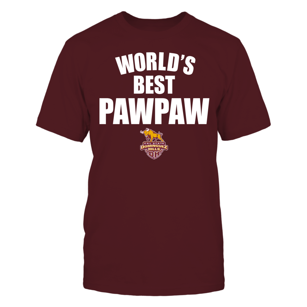 Cal State Dominguez Hills Toros - World's Best Pawpaw - Bold Front picture