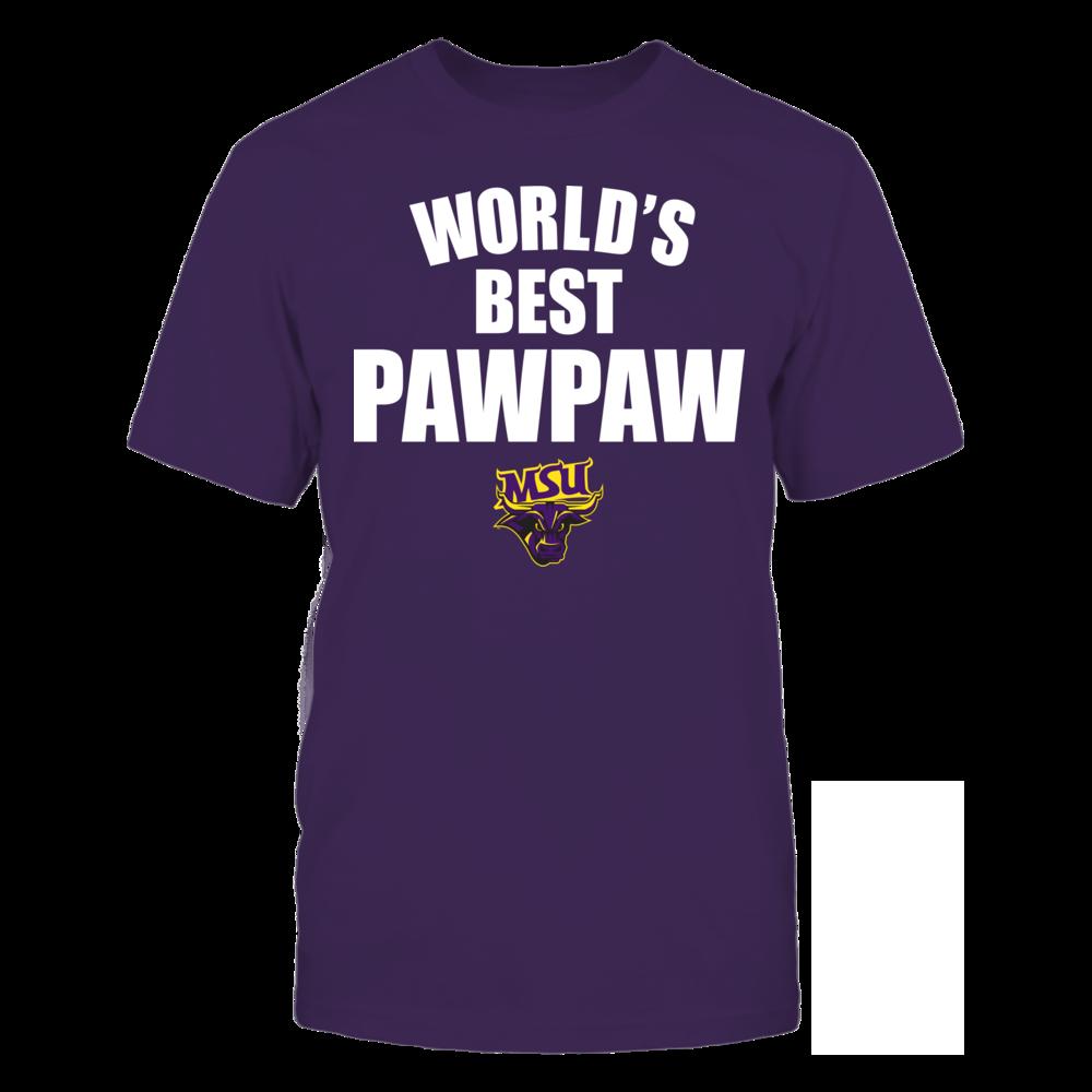 Minnesota State Mavericks - World's Best Pawpaw - Bold Front picture