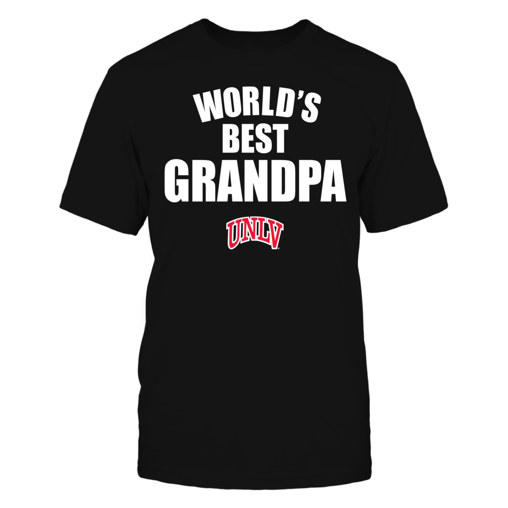 UNLV Rebels - World's Best Grandpa - Bold Front picture