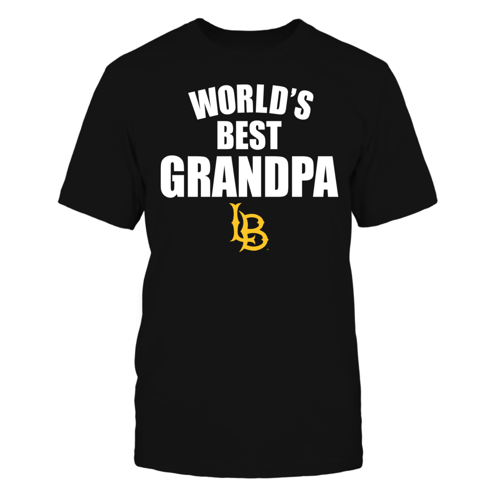 Long Beach State 49ers - World's Best Grandpa - Bold Front picture