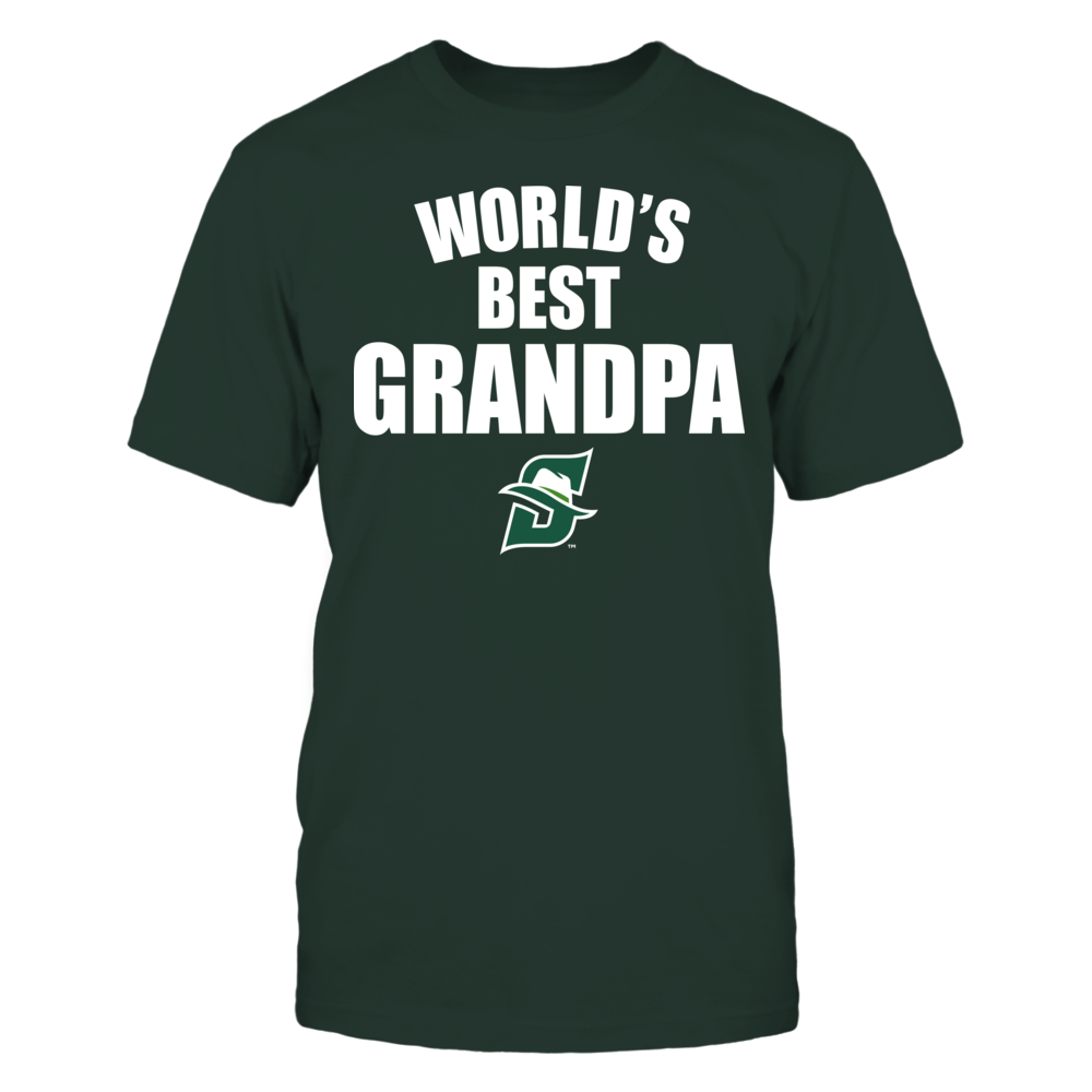 Stetson Hatters - World's Best Grandpa - Bold Front picture