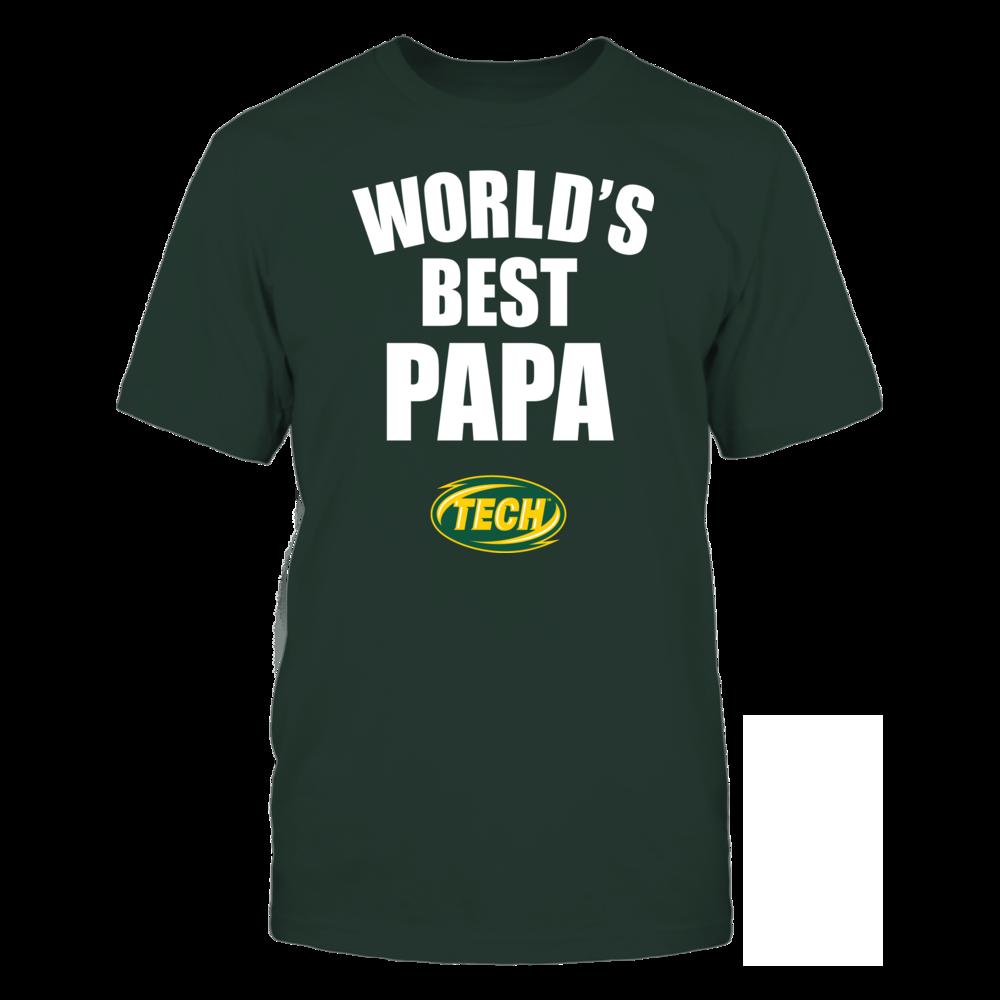 Arkansas Tech Golden Suns - World's Best Papa - Bold Front picture