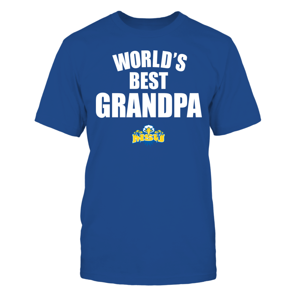 Morehead State Eagles - World's Best Grandpa - Bold Front picture
