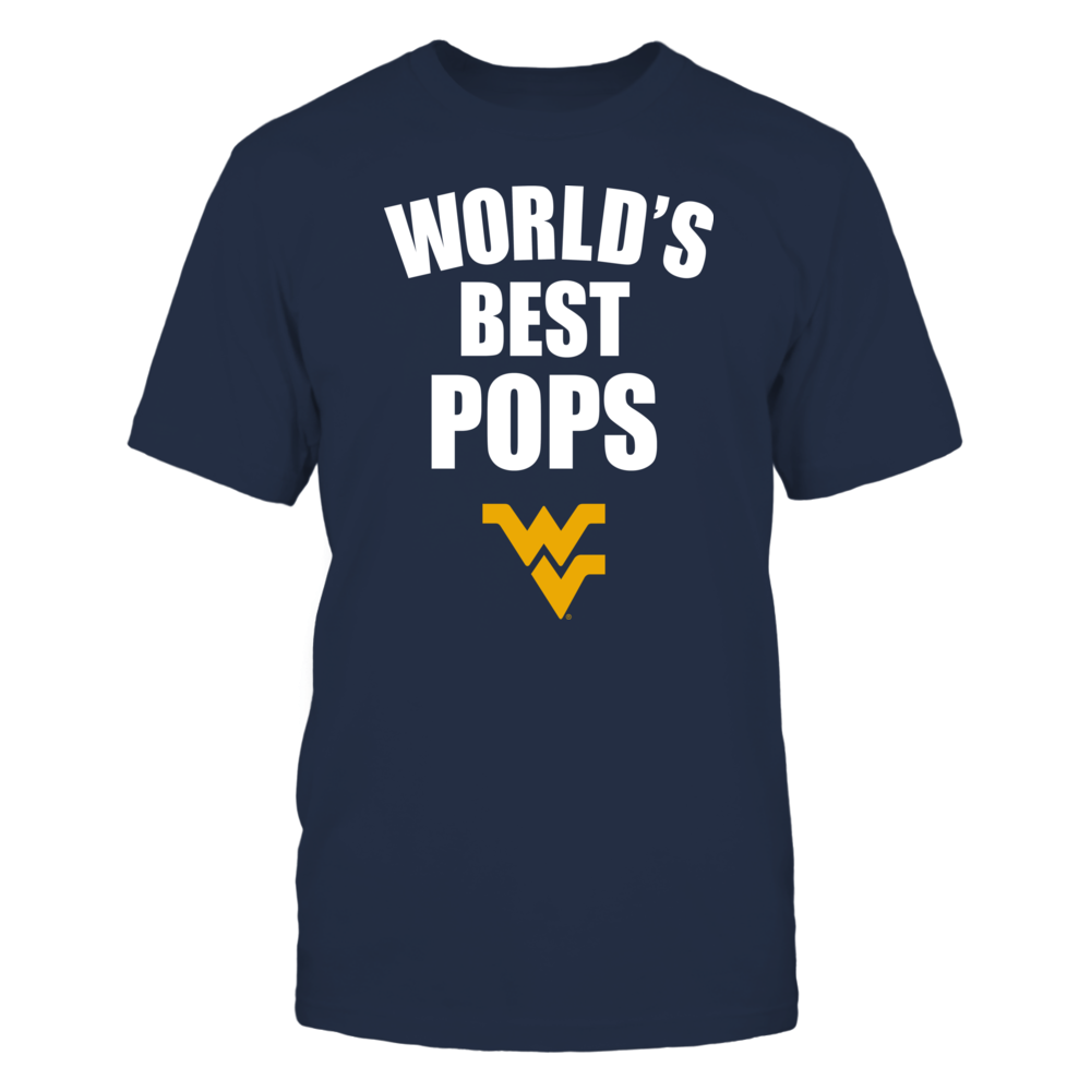 West Virginia Mountaineers - World's Best Pops - Bold Front picture