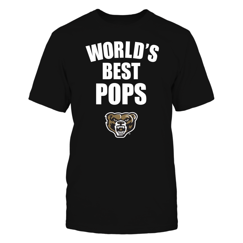 Oakland Golden Grizzlies - World's Best Pops - Bold Front picture