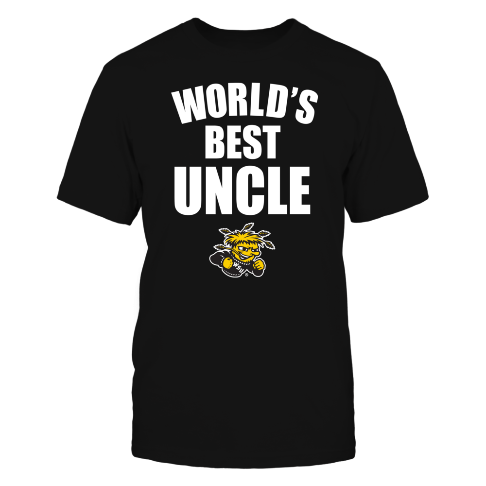 Wichita State Shockers - World's Best Uncle - Bold Front picture