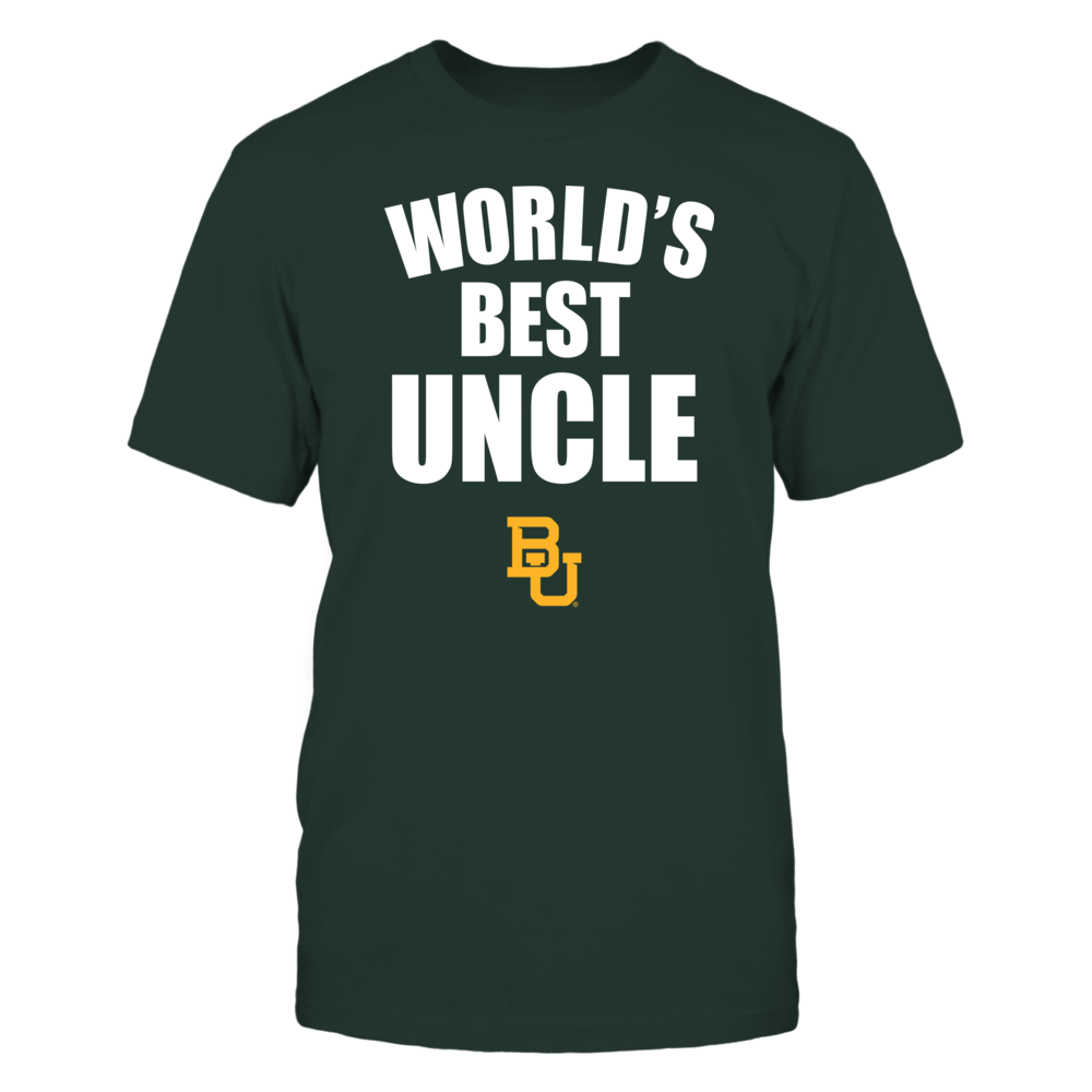 Baylor Bears - World's Best Uncle - Bold Front picture