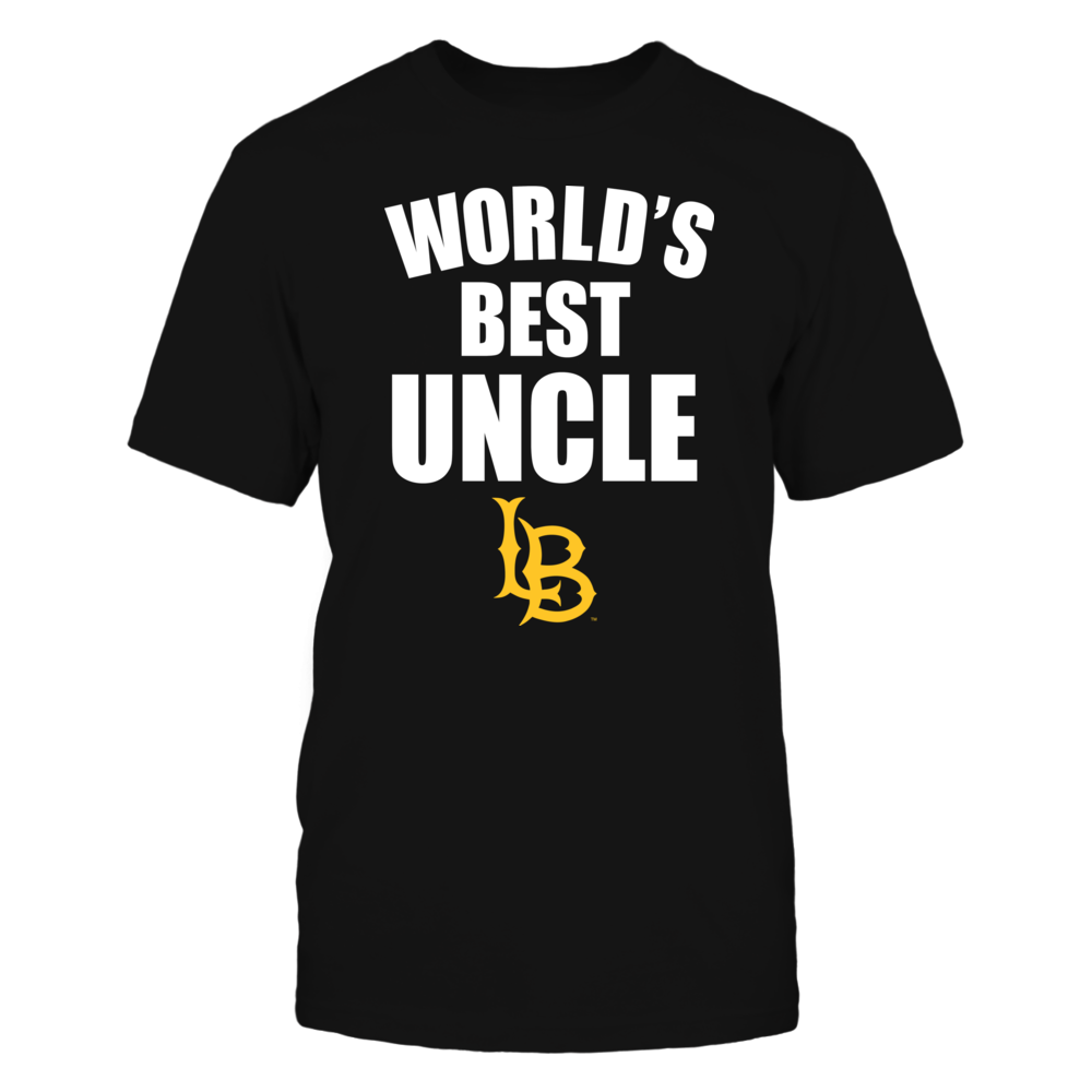 Long Beach State 49ers - World's Best Uncle - Bold Front picture