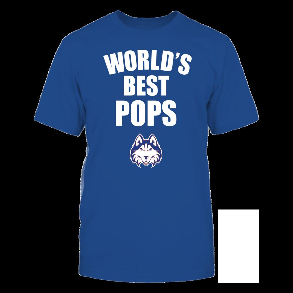 Houston Baptist Huskies - World's Best Pops - Bold Front picture