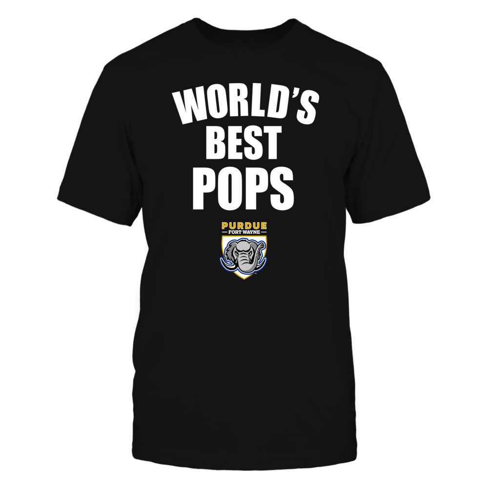 IPFW Mastodons - World's Best Pops - Bold Front picture