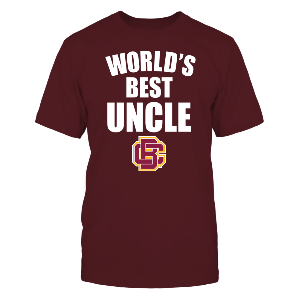 Bethune-Cookman Wildcats - World's Best Uncle - Bold Front picture