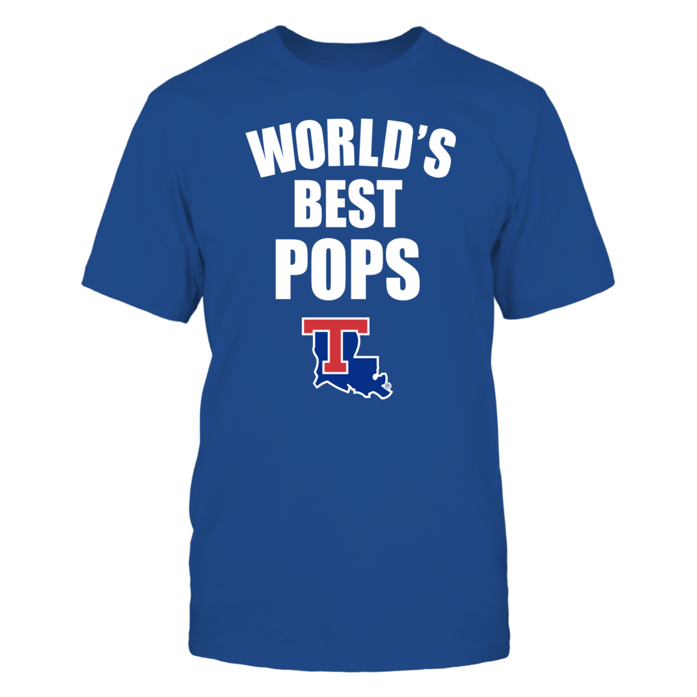 Louisiana Tech Bulldogs - World's Best Pops - Bold Front picture