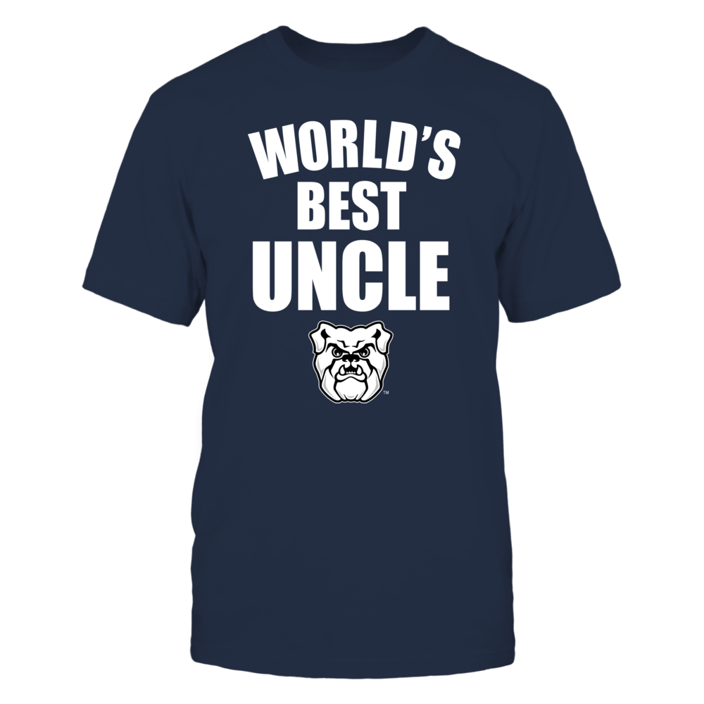 Butler Bulldogs - World's Best Uncle - Bold Front picture