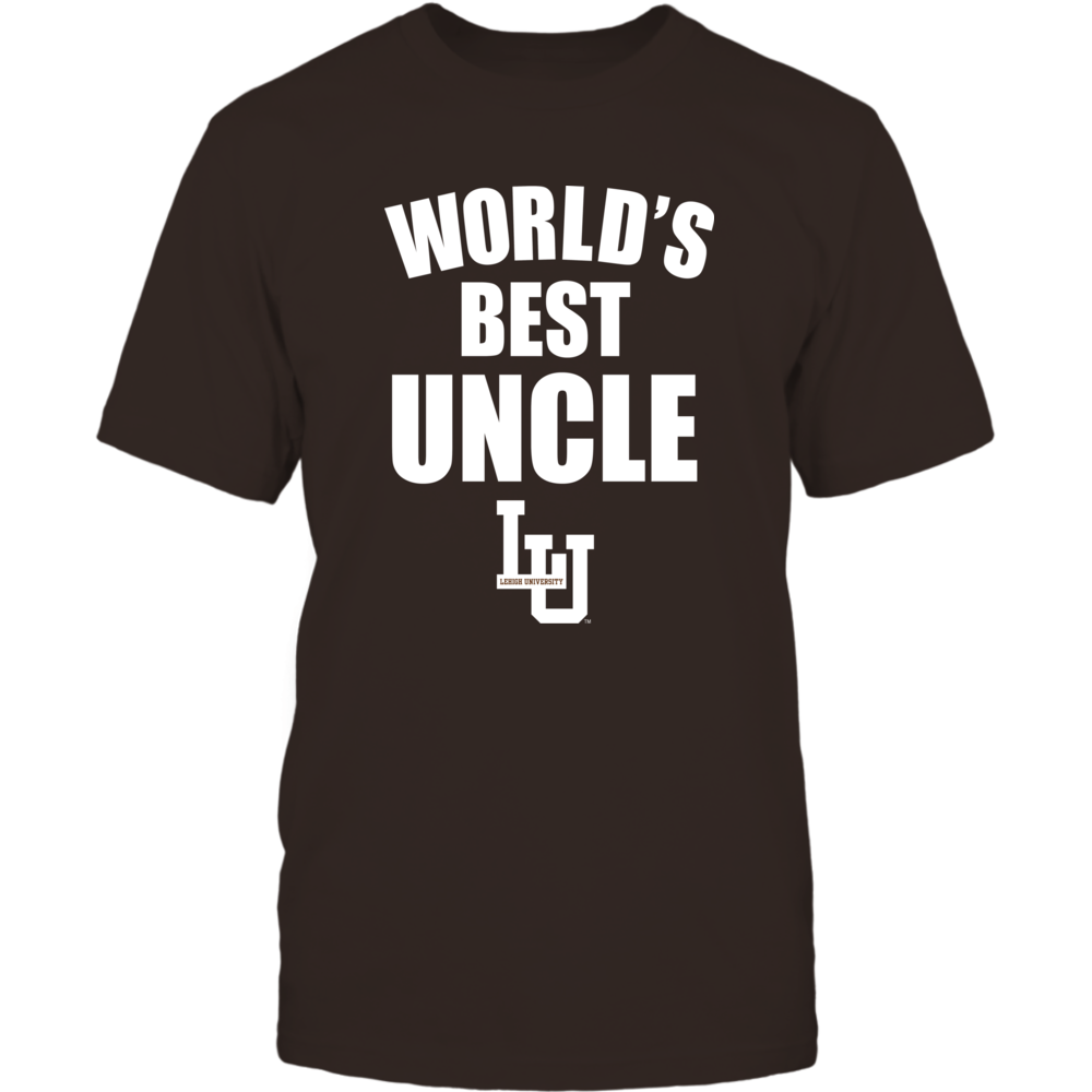 Lehigh Mountain Hawks - World's Best Uncle - Bold Front picture