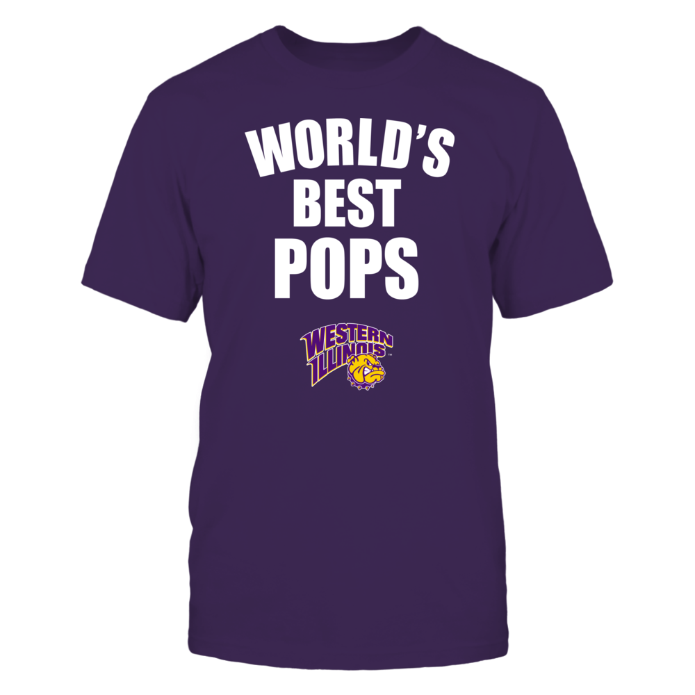 Western Illinois Leathernecks - World's Best Pops - Bold Front picture