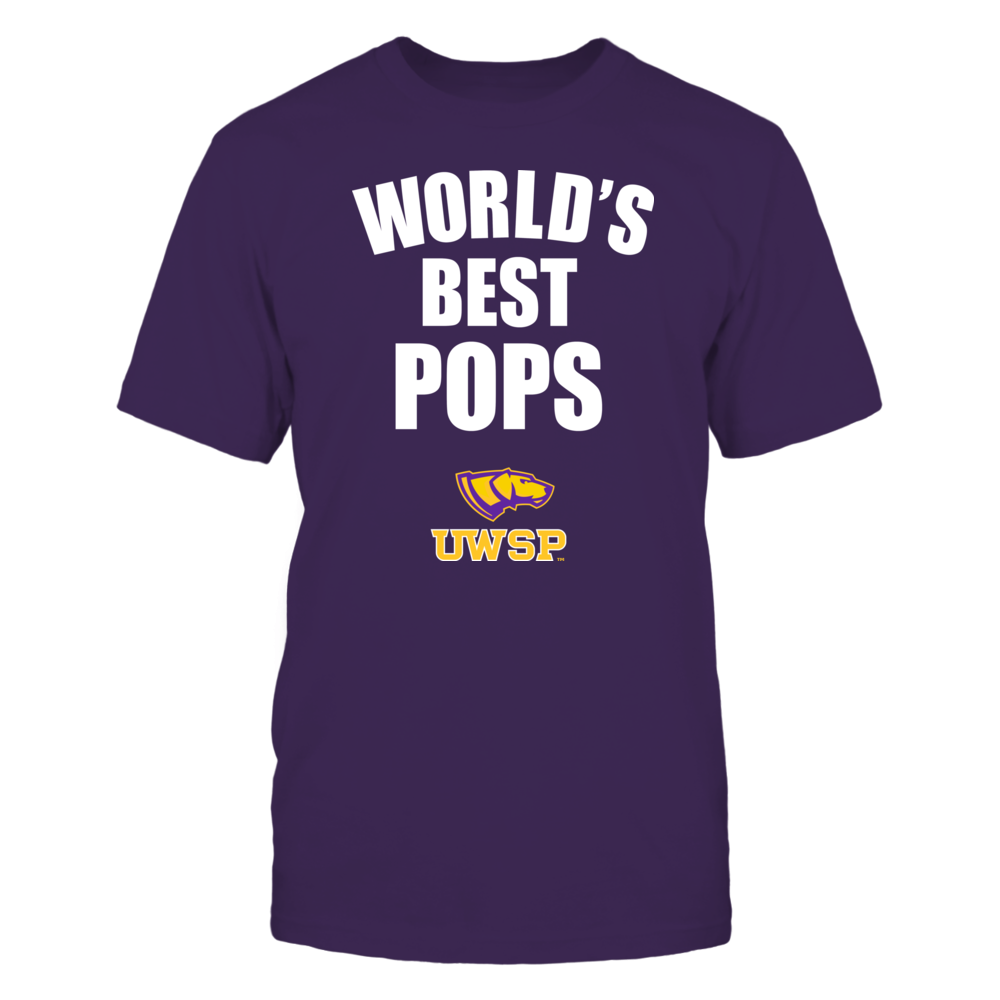 Wisconsin-Stevens Point Pointers - World's Best Pops - Bold Front picture