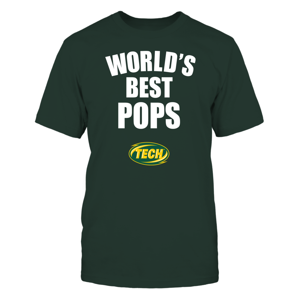 Arkansas Tech Golden Suns - World's Best Pops - Bold Front picture