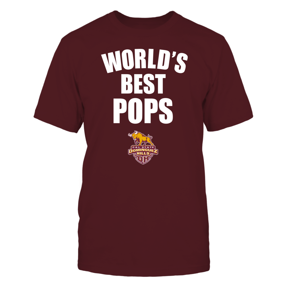 Cal State Dominguez Hills Toros - World's Best Pops - Bold Front picture