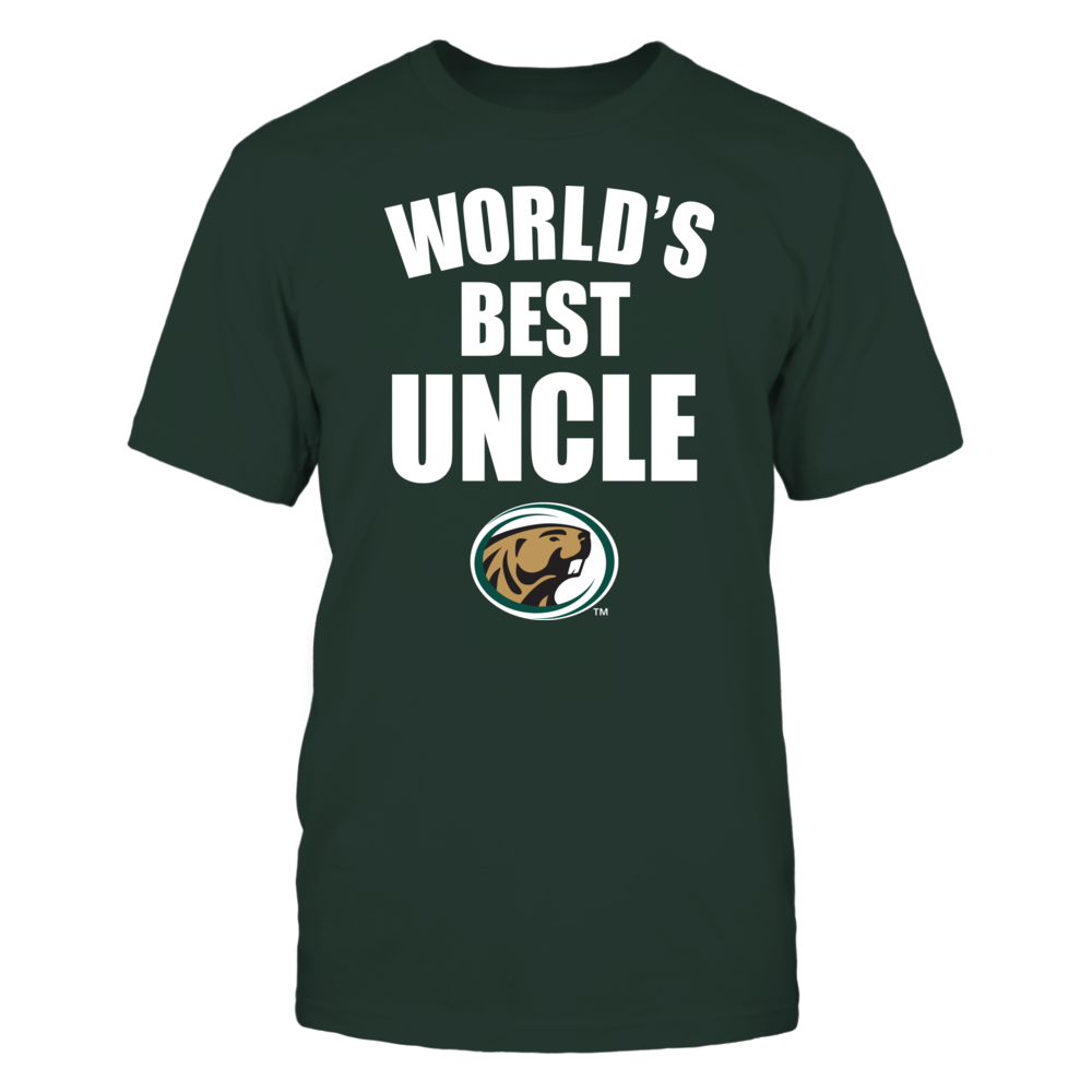 Bemidji State Beavers - World's Best Uncle - Bold Front picture