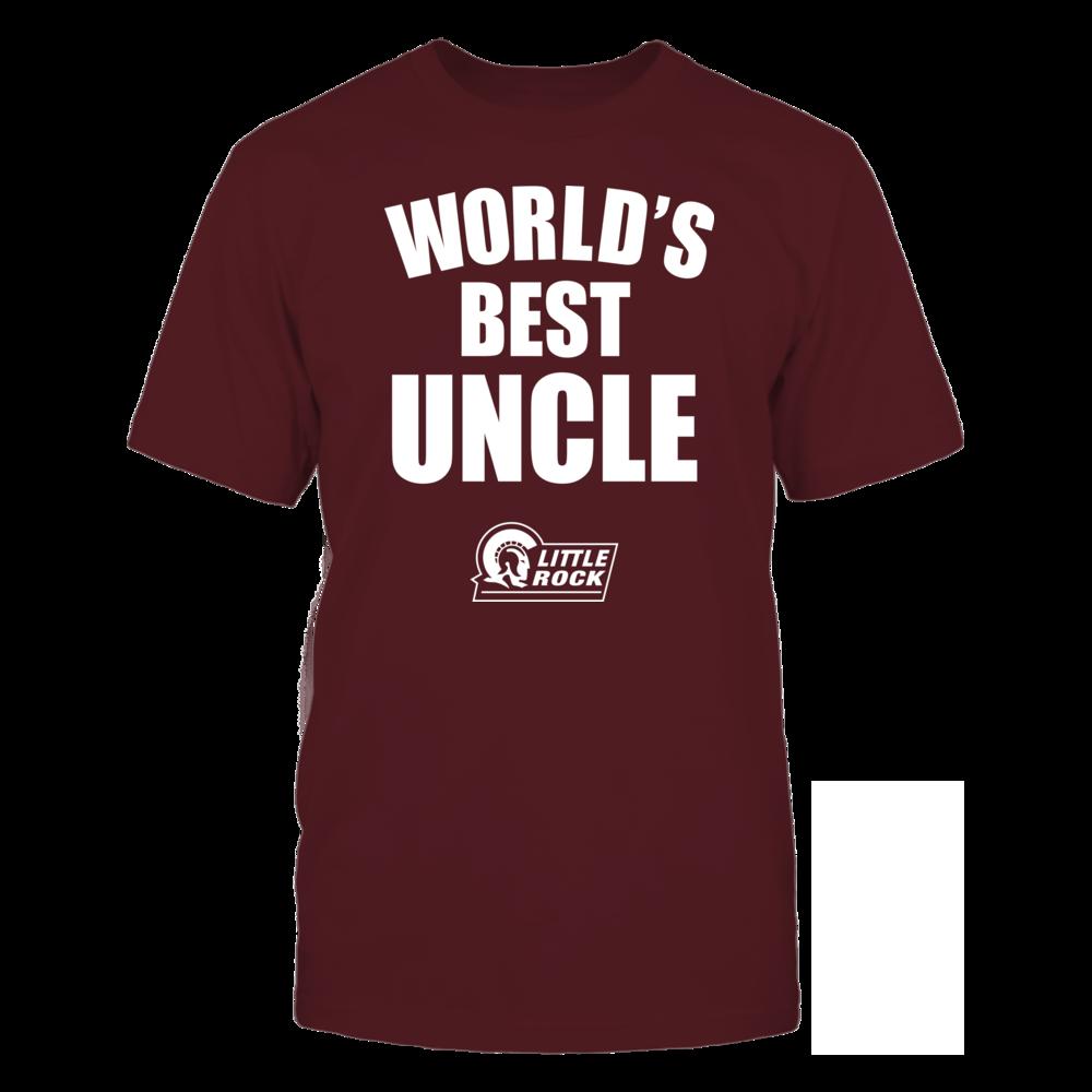 Arkansas Little Rock Trojans - World's Best Uncle - Bold Front picture