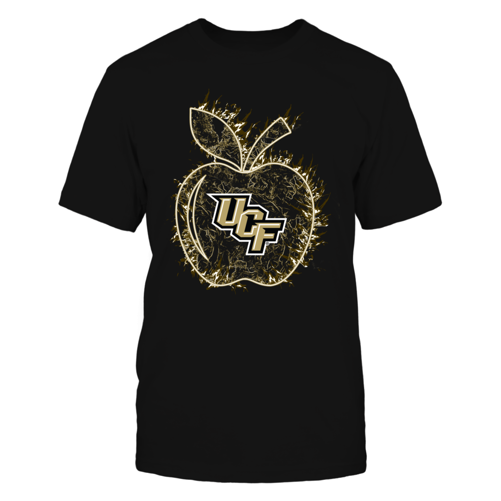 UCF Knights - Teacher - Apple On Fire Front picture