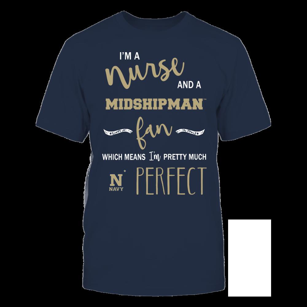 Navy Midshipmen - Perfect Nurse Front picture