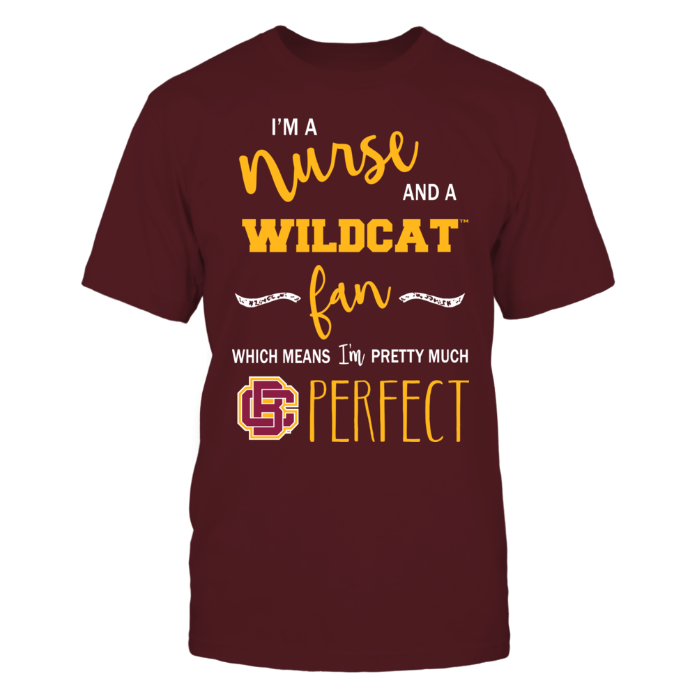 Bethune-Cookman Wildcats - Perfect Nurse Front picture