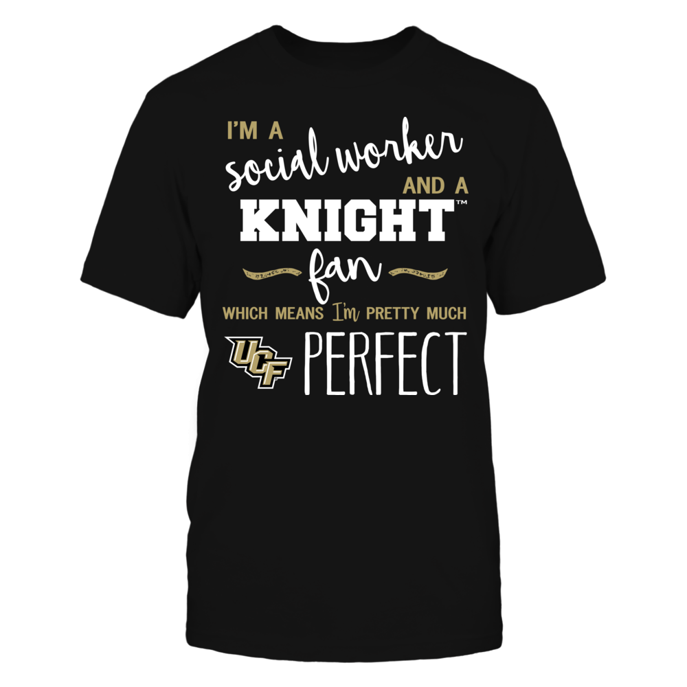 UCF Knights - Perfect Social Worker - Team Front picture
