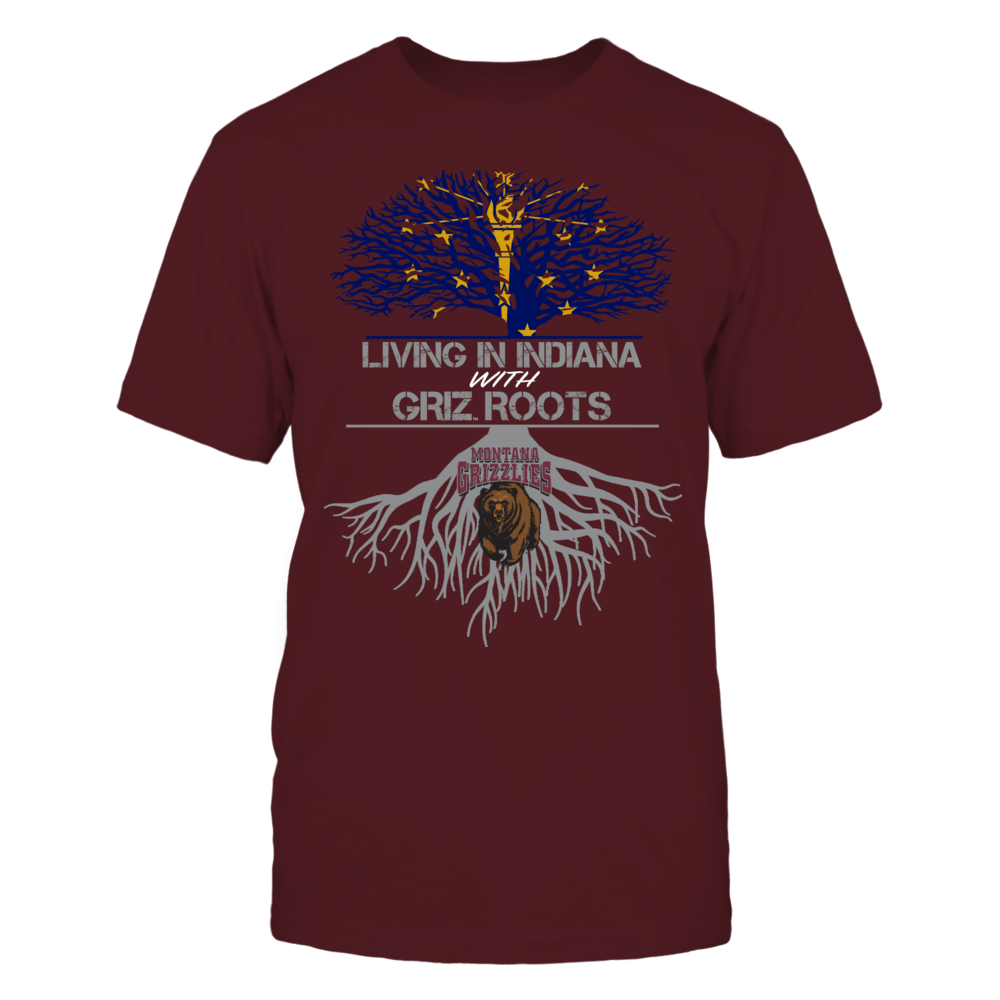 Montana Grizzlies - Living Roots Indiana Front picture