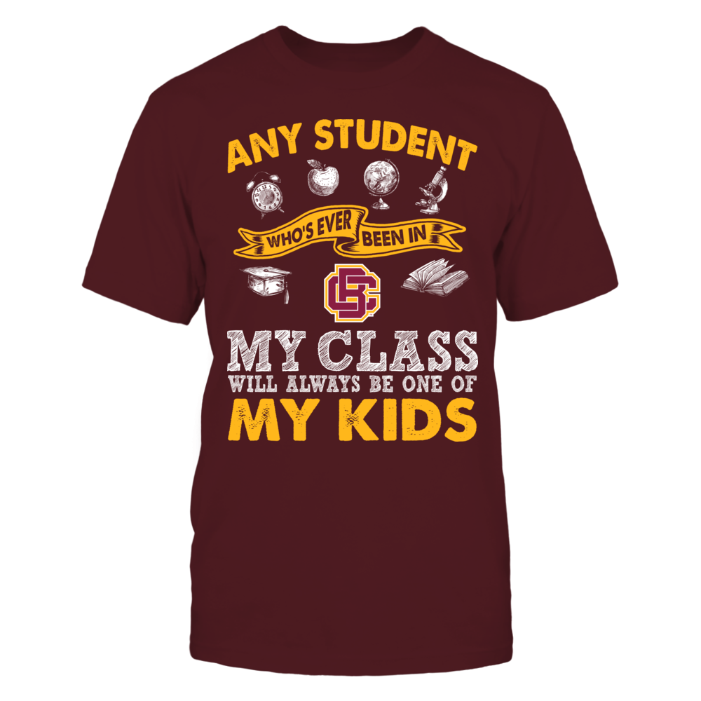 Bethune-Cookman Wildcats - Teacher - One Of My Kids Front picture