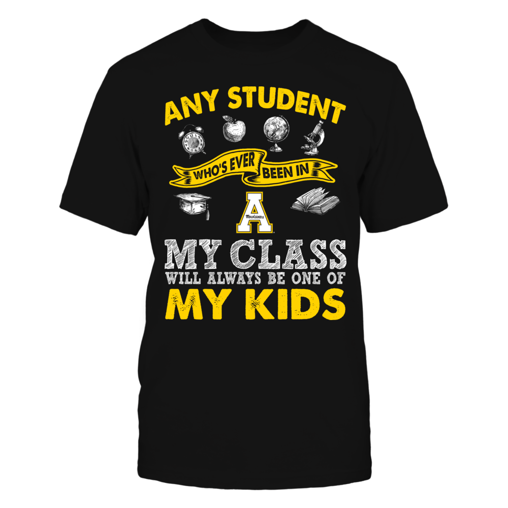 Appalachian State Mountaineers - Teacher - One Of My Kids Front picture