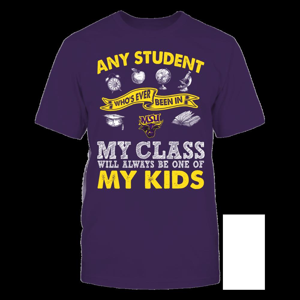 Minnesota State Mavericks - Teacher - One Of My Kids Front picture