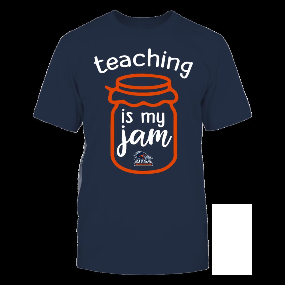 UTSA Roadrunners - Teaching is My Jam - Jar Front picture