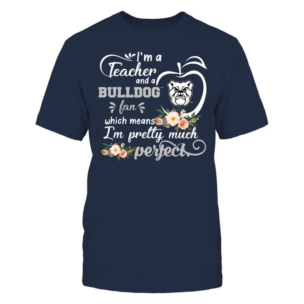 Butler Bulldogs - Perfect Teacher - Floral Front picture