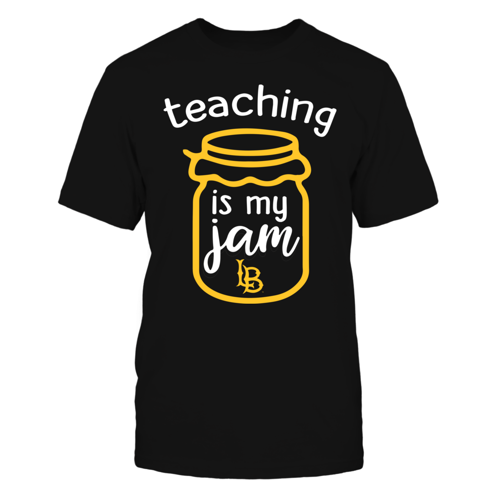 Long Beach State 49ers - Teaching is My Jam - Jar Front picture