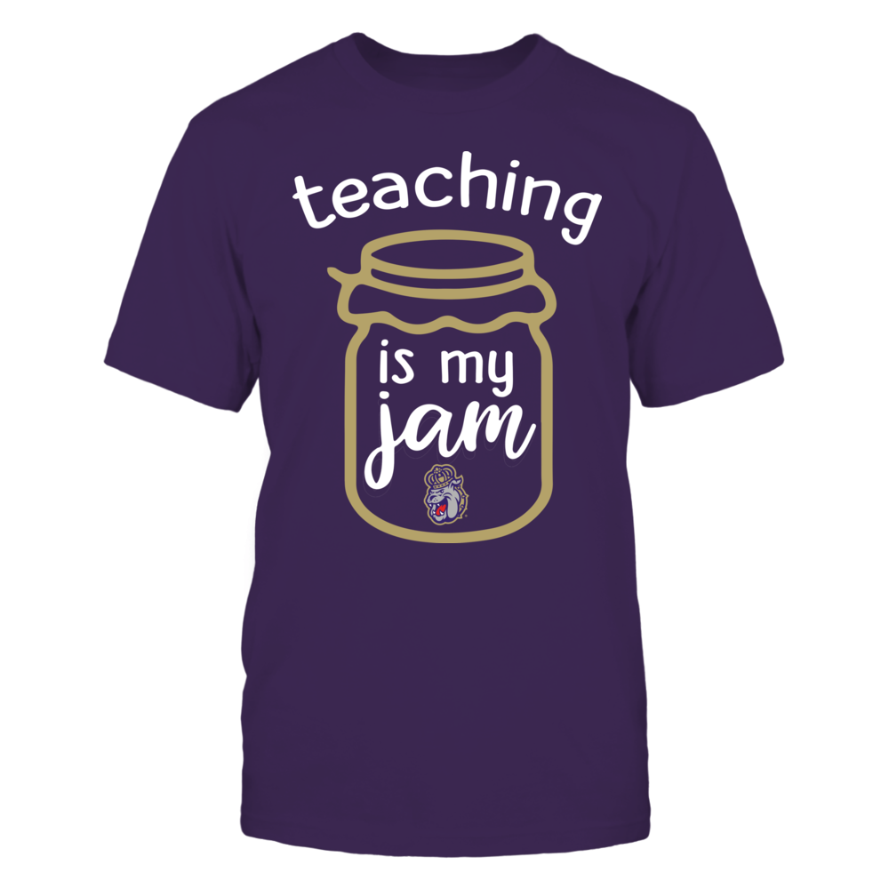 James Madison Dukes - Teaching is My Jam - Jar Front picture