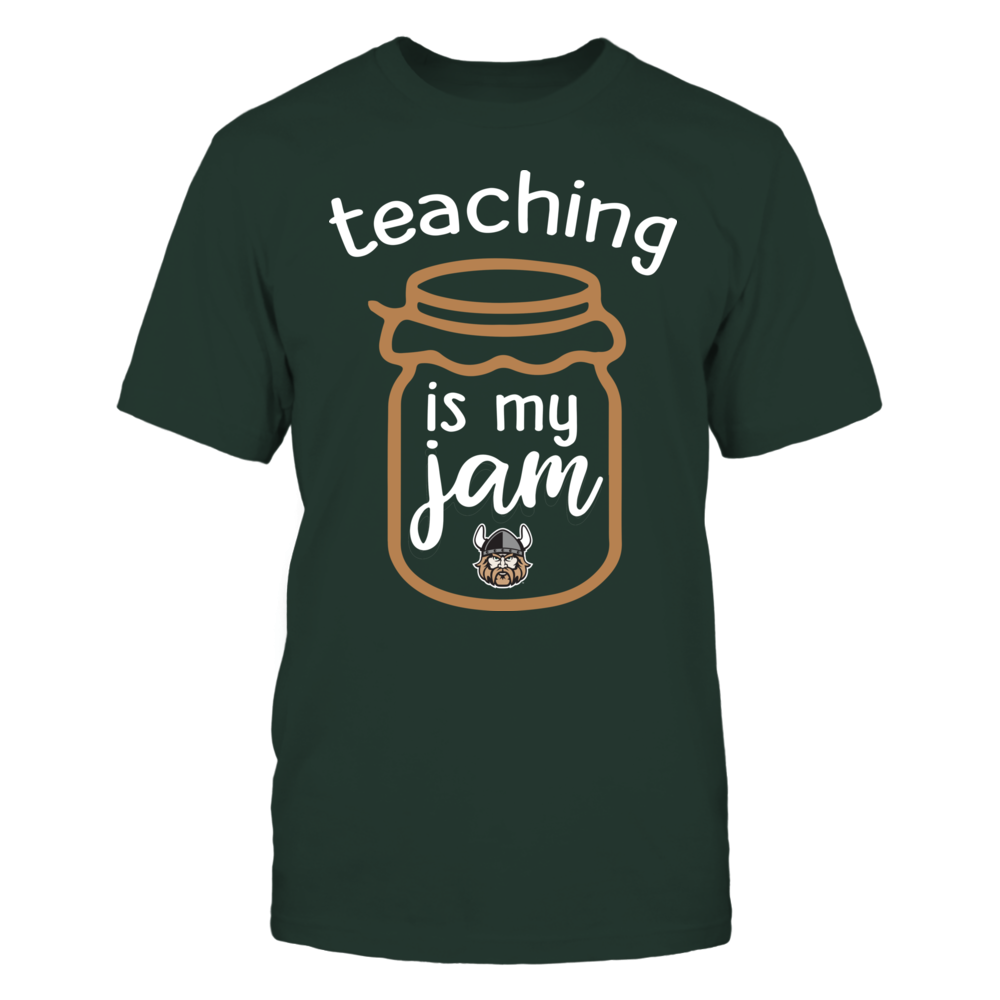 Cleveland State Vikings - Teaching is My Jam - Jar Front picture