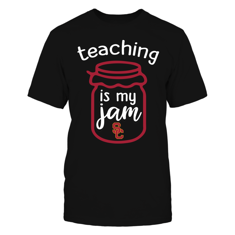 USC Trojans - Teaching is My Jam - Jar Front picture