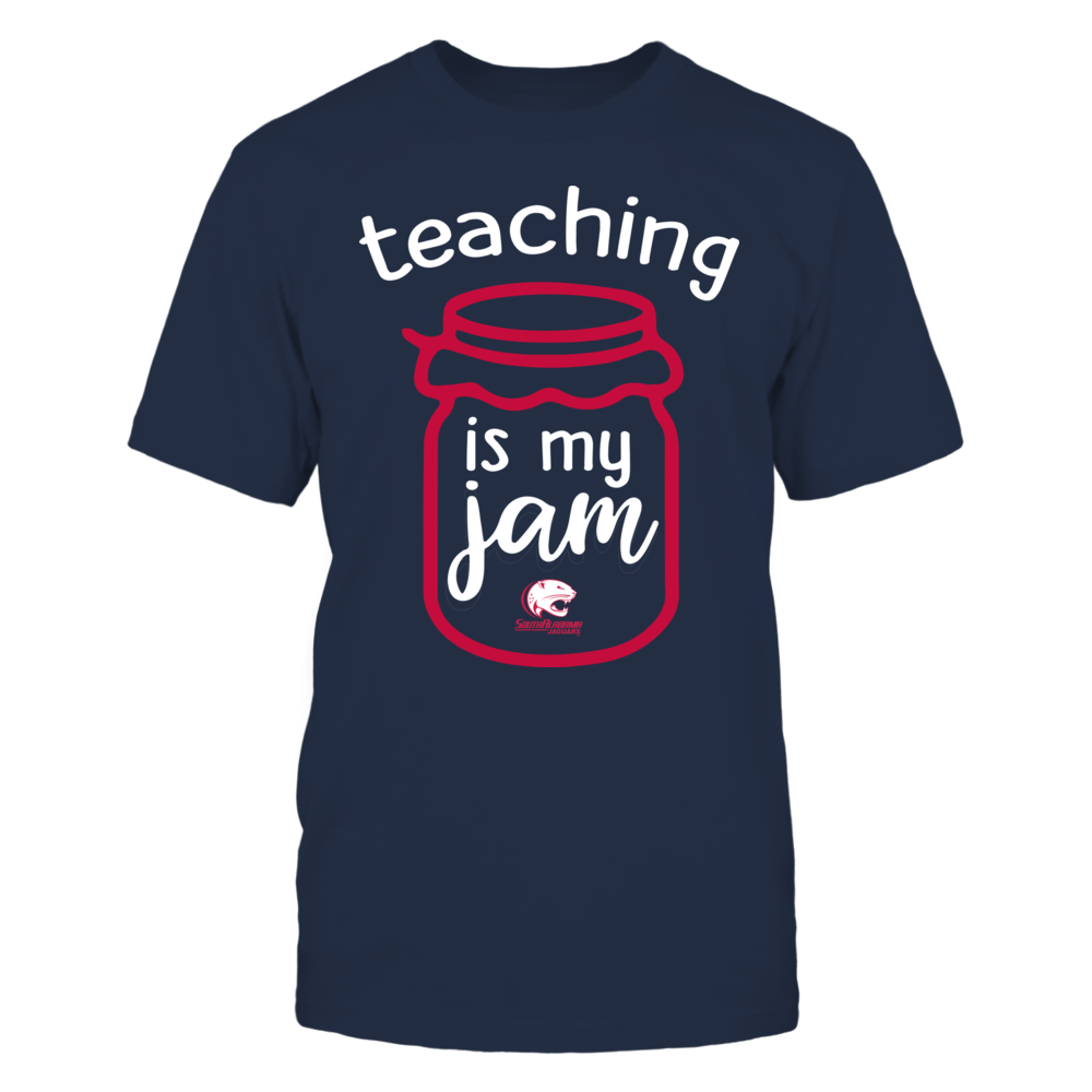 South Alabama Jaguars - Teaching is My Jam - Jar Front picture