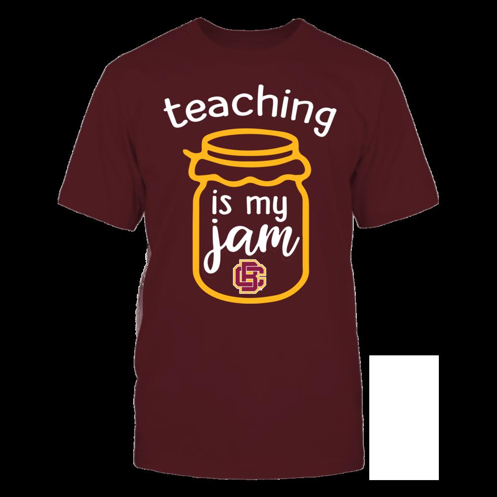 Bethune-Cookman Wildcats - Teaching is My Jam - Jar Front picture