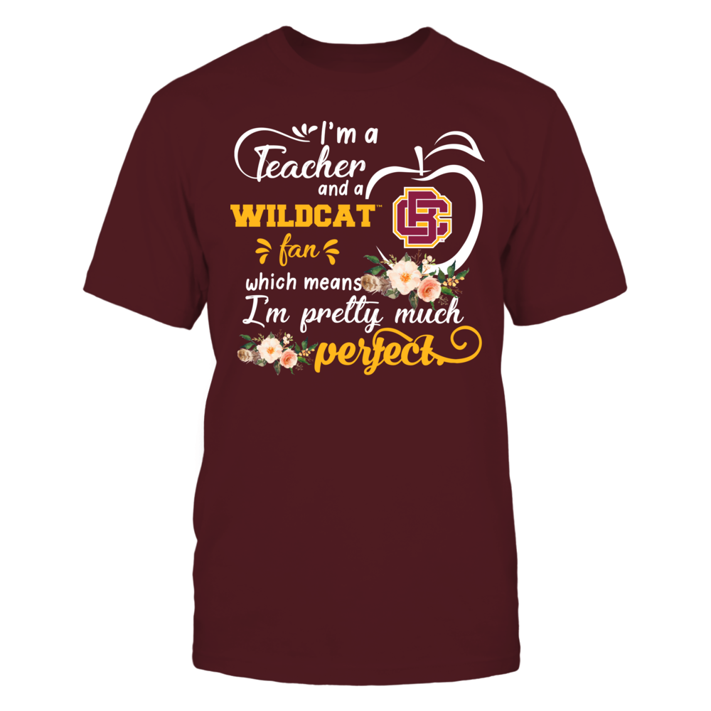 Bethune-Cookman Wildcats - Perfect Teacher - Floral Front picture