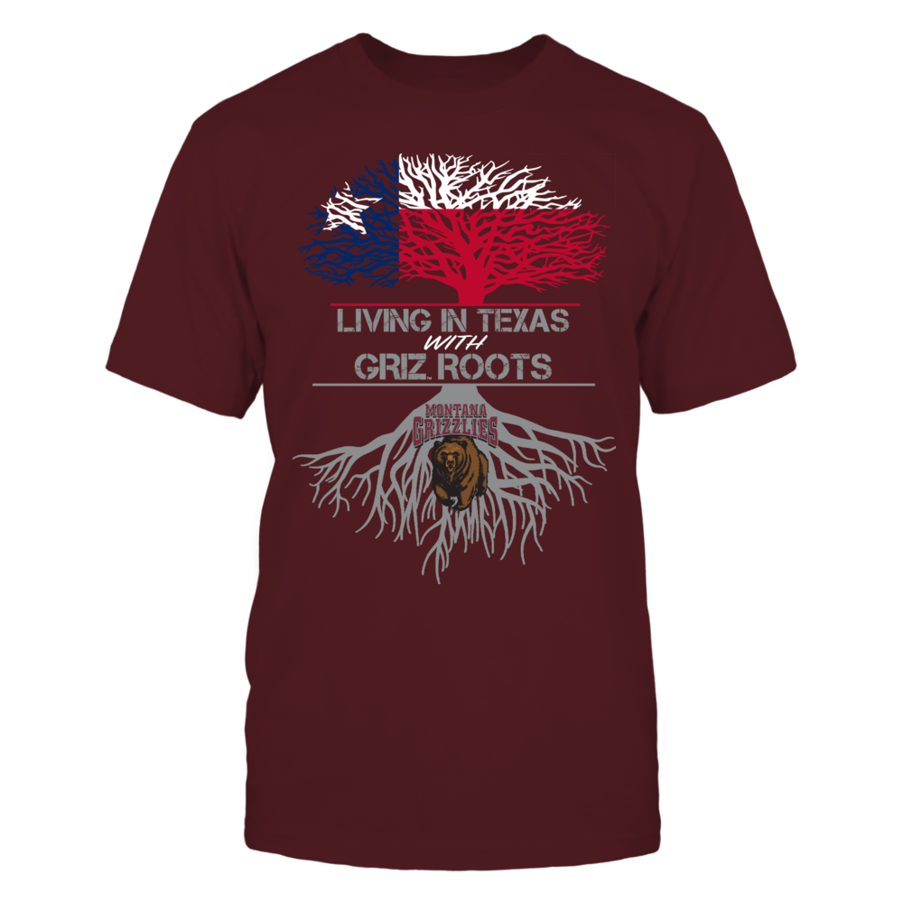 Montana Grizzlies - Living Roots Texas Front picture