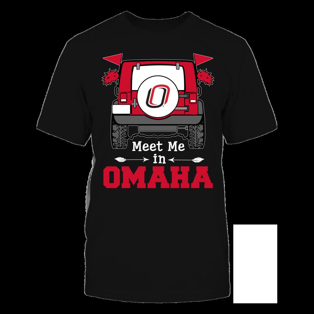 Nebraska Omaha Mavericks - Meet Me In - City Front picture