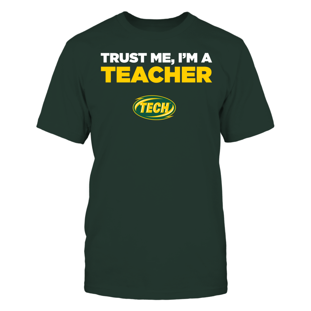 Arkansas Tech Golden Suns - Trust Me - I'm a Teacher - Team Front picture