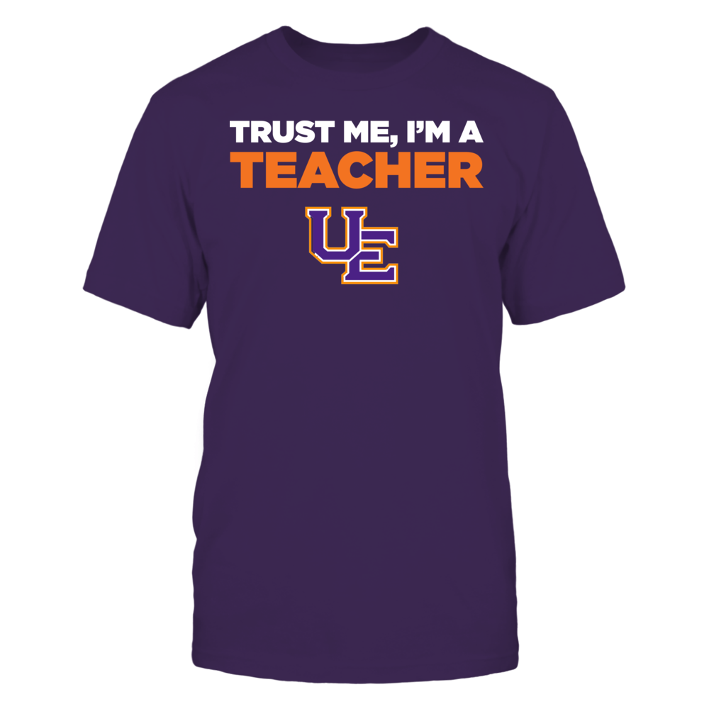 Evansville Purple Aces - Trust Me - I'm a Teacher - Team Front picture
