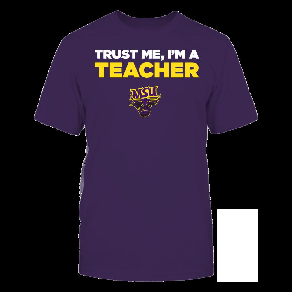 Minnesota State Mavericks - Trust Me - I'm a Teacher - Team Front picture