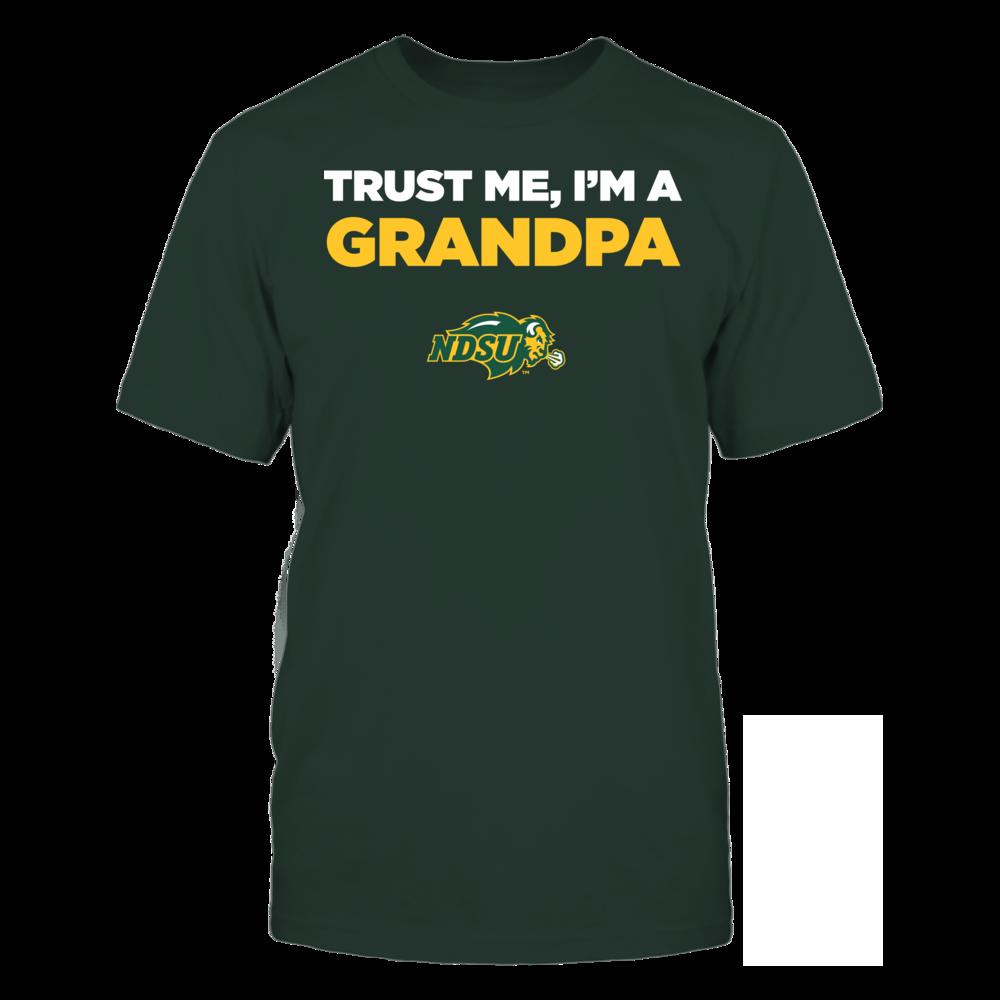 North Dakota State Bison - Trust Me - I'm a Grandpa - Team Front picture