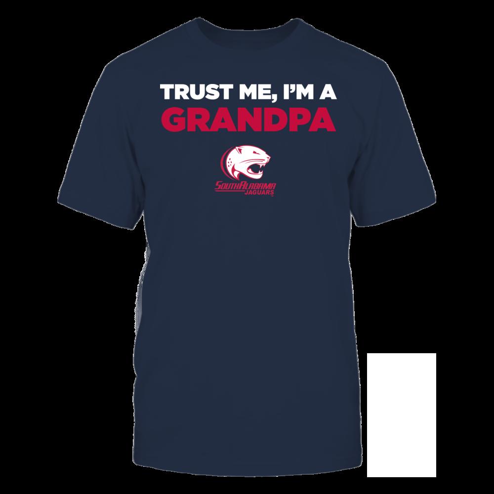 South Alabama Jaguars - Trust Me - I'm a Grandpa - Team Front picture